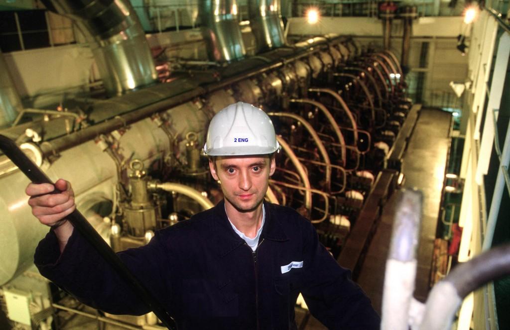 Zweiter Ingenieur